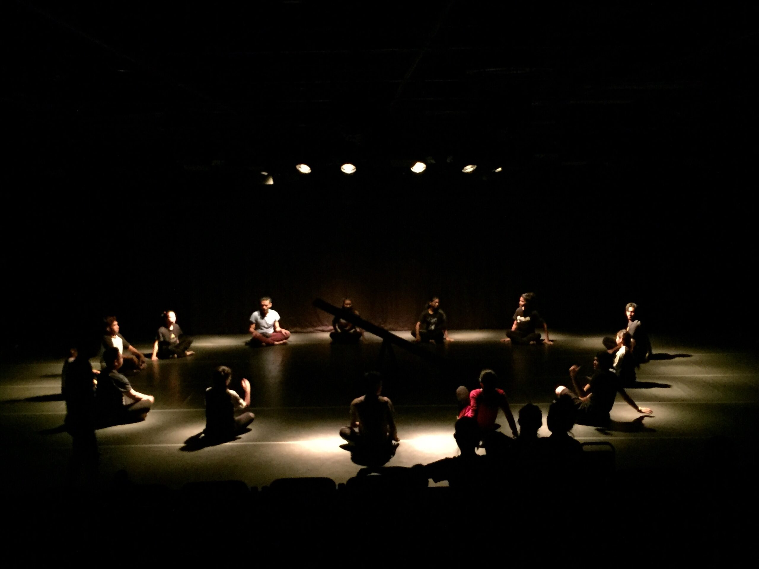 rehearsal theater