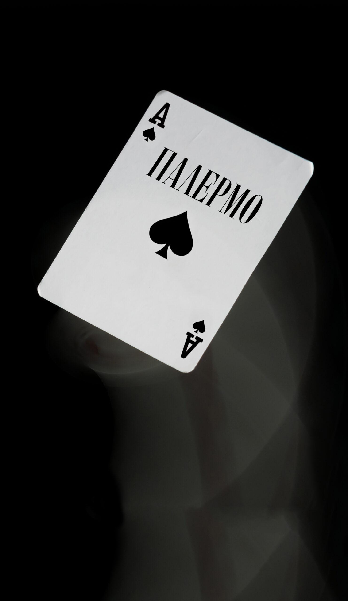 Palermo Spades Portrait